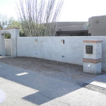 Residential Masonry Walls Before and After