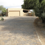 Brick Paver Driveway Before & After Photos