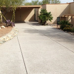 Before & After in Catalina Foothills After